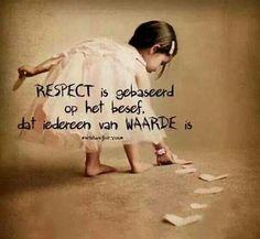 Respect ...