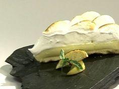 Lemon Pie con Masa Sableé