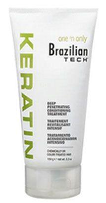 Brazilian Tech Keratin Deep Penetrating Conditioning Treatment