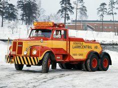 Scania 110 6x4