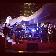 Amazing Grammys after party at the W Hollywood last night!