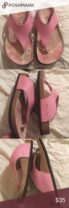 Birkenstocks Birkis. In lightly used condition Birkenstock Shoes