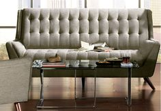 Shop our favorite sofas featuring soft upholstery and luxe leather bound to modern silhouettes. Colored linens blossom in any season—try a subdued shade for a hint of fun in a sunlit room. Looking for a piece that will go the distance? Eggshell to ivory, neutral leather couches are a timeless and versatile selection your family will enjoy for ...