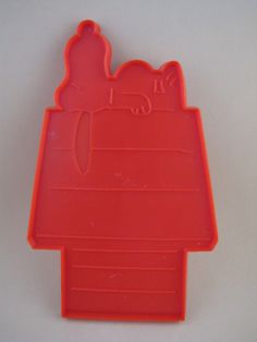 GIANT Snoopy cookie cutter