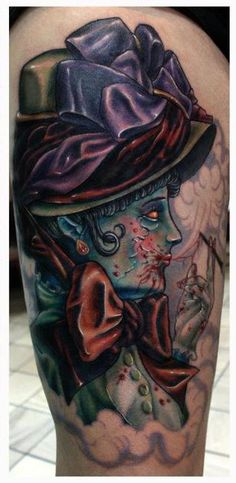Tattoo of the Day 4/30 #tattoos #Inked #InkedMag #ink #art #tattoo #tattooed