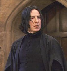 Severus Snape - originally, I couldn't stand this character (despite his eventually being played by the amazing Alan Rickman in the films), but I've come to admire Snape. I find he's one of the most compassionate characters of the entire series.