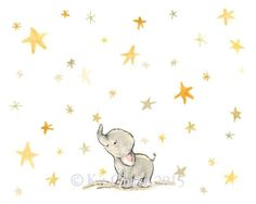 So many stars, so many wishes!art print from an original watercolor, gouache, and acrylic painting by Kit Chase.archival matte paper and inkhorizontal printships worldwide from the U.S.watermark will not appear on purchased print. This image is protected by copyright and is the property of Kit Chase and LullaLoo, LLC. Any reproduction, reselling, or distribution of this image without written consent is prohibited.