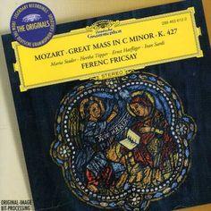 M Stader/F Fricsay - Mozart:Great Mass in C Minor