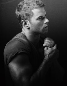 Kellan Lutz for Alison :)