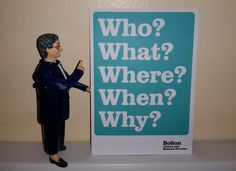 Our favourite Librarian - Nancy Pearl