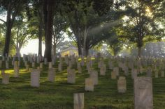 Marietta National Cemetery is home to 10,000 Civil War soldiers.