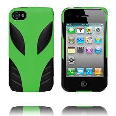 Hybrid (Grønn) iPhone 4S Deksel Iphone 4s, Ipod, Ipods