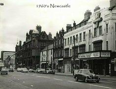 Haymarket, Newcastle upon Tyne