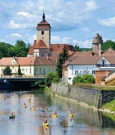 Strakonice (South Bohemia), Czechia