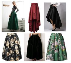 1950 style full skirts - Vintagen Blog
