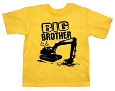 Construction Birthday Shirt personalized dump by FreshFrogTees