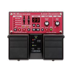 Boss RC-30 Loop Station Effects Pedal-I WANT THIS!!!