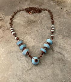 Ceramic Necklace, Opal Necklace, Heart Earrings, Beaded Necklace, Dramatic Effect, Dramatic Look, Handmade Sterling Silver, Metal Jewelry, Necklace Lengths