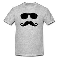 mustache shirts