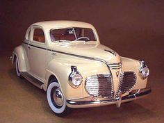 1941, Plymouth, Coupe
