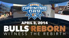 On April 3, witness the rebirth of Durham Bulls baseball. Opening Day tickets go on sale February 24!