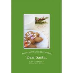 Bridgewater Candle Geurzakje Dear Santa