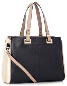 Holly Work Tote Bag   Multi   Accessorize