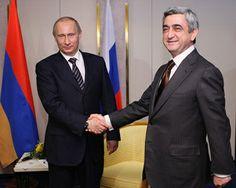 Confirman visita de Putin a Armenia - Soy Armenio