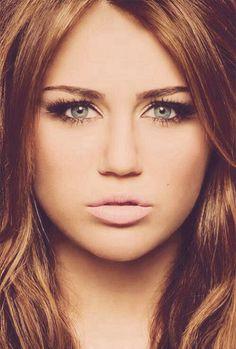 Miley cirus asian eyes