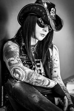 Joseph Poole AKA Wednesday 13 Just saw this beautiful man tonight.