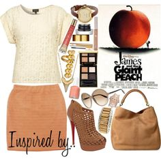 Inspired by: James & The Giant Peach, created by irishfleur06