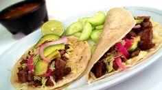 Receta: Tacos de carne y verduras #Cocina #Vivir #Alimentos #Recetas_de_Cocina #Taco