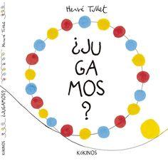 Libro-juego: un nuevo libro mágico de Hervé Tullet. Sigue la línea con el dedo... ¡y ya verás! Búscalo en http://absys.asturias.es/cgi-abnet_Bast/abnetop?ACC=DOSEARCH&xsqf01=jugamos+herve+tullet