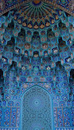 St Petersburg Mosque, Russia