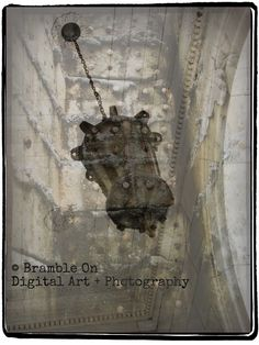 """""""Abacus in Archway"""" © Lori J. Southall dba Bramble On Digital Art + Photography"""