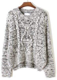 cable knit sweater. … | outfit styles | Pinterest | Cable knit ...
