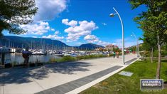Check out our community video featuring the Downtown neighbourhood of Kelowna, BC, Canada. Reasons To Live, Grand Hotel, The Neighbourhood, Canada, Real Estate, Community, Mansions, House Styles, Gallery