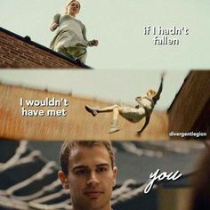 Divergent // Jump // Tobias Four Eaton // Beatrice Tris Prior // Edit