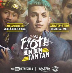 MC Fioti - Bum Bum Tam Tam | Musica por Dia #71
