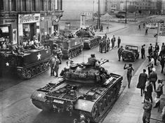 The Berlin Crisis of 1961 (4 June – 9 November 1961) was the last major politico-military European incident of the Cold War about the occupational status of the German capital city, Berlin, and of post–World War II Germany. The USSR provoked the Berlin Crisis with an ultimatum demanding the withdrawal of Western armed forces from West Berlin—culminating in the city's de facto partition with the East German erection of the Berlin Wall.