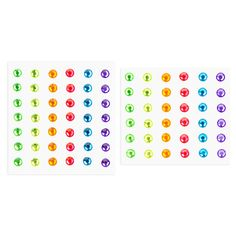 Darice® Sticky Back Rhinestones, Neon Colors