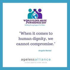 WEAAD World Elder Abuse Awareness Day 2017