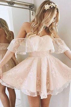 Short Prom Dresses #ShortPromDresses, Prom Dresses 2018 #PromDresses2018