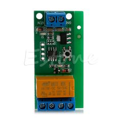 DC 5V~12V Motor Reverse Polarity Cyclic Switch Timer Time Repeater Delay Relay