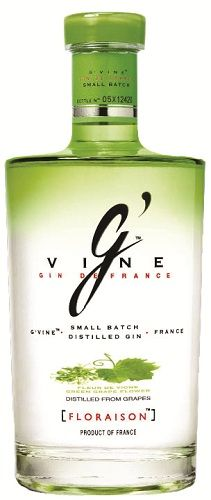 """G'Vine """"Floraison"""" Small Batch Gin - Drink Up New York - Buy Alcohol, Liquor & Wine Online Rum, O Gin, Gin Brands, Gin Recipes, Gin Lovers, Bottle Packaging, Beverage Packaging, Food Packaging, Wine Pairings"""