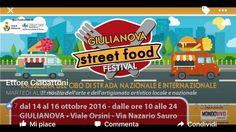 """Giulianova. Arriva """"Street Food Festival"""": fino al 16 tipicità da tutto il mondo"""