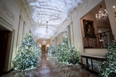 HGTV host Alison Victoria takes you on a VIP tour of the White House as decorated for the 2017 Christmas season. This year's theme at the White House,