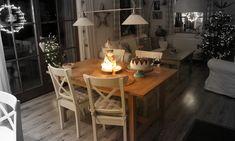U nás na kopečku: od nás Dining Table, House Styles, Furniture, Home Decor, Fashion, Moda, Decoration Home, Room Decor, Fashion Styles