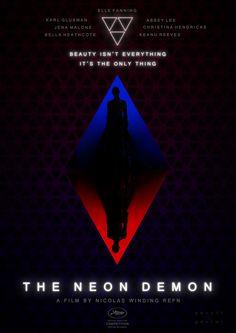 The Neon Demon : Alternative Poster on Behance