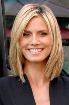 Haircuts Trends Classy Bob Hairstyles For Thick Hair That Speak Style Discovred by : Laurette Murphy #WomenHaircutsTrending